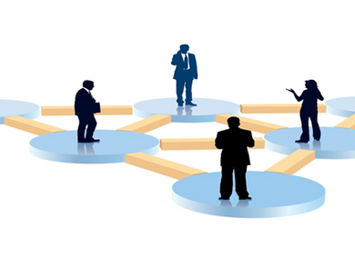 What is a business organizational structure?