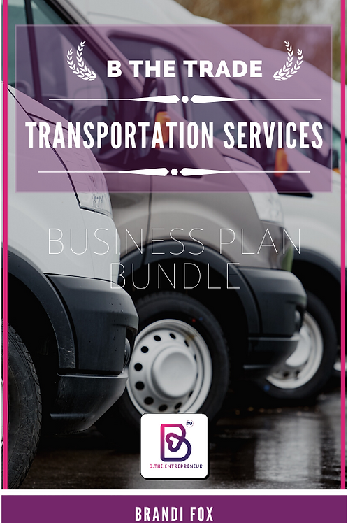 Transportation Services Bundle