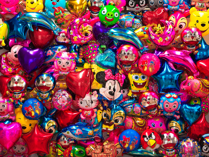 Liu Bolin - Hiding in the City @ Mclemoi Gallery 24 Oct - 8 Dec