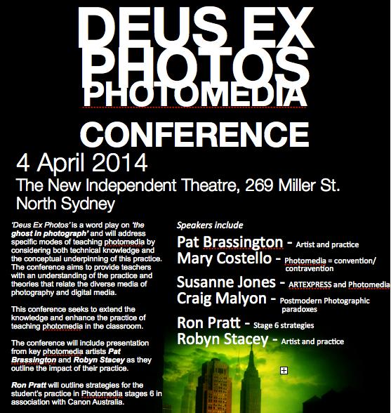 2014 Deus Ex Photos Photomedia Conference - 4 April