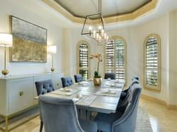 Hudson Bend Retreat - Dining Room