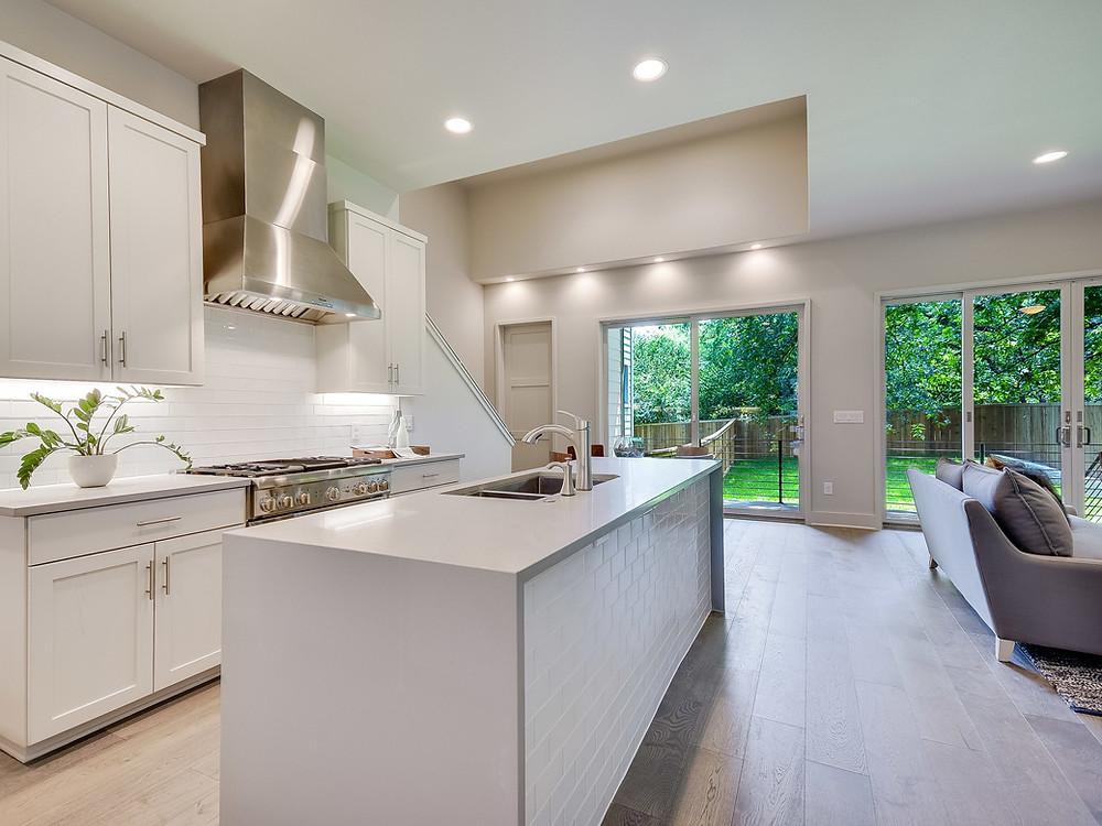 Quartz Countertops-Interior Design Advice by Cerulean Concepts