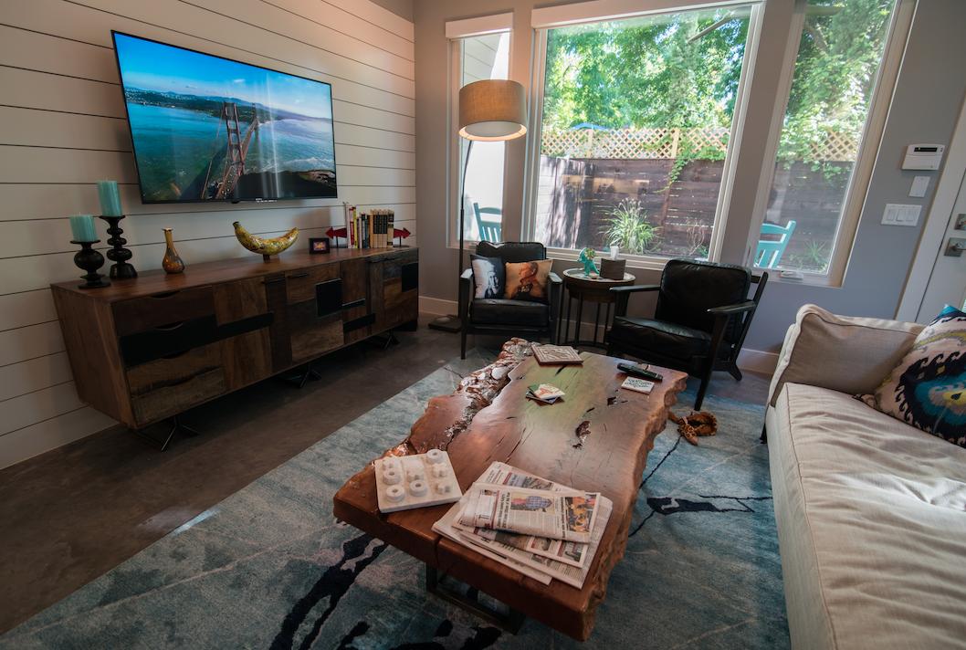 Austin Interior Design_Austin Living Room