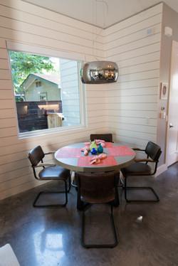 Austin Interior Design_Shiplap Dining