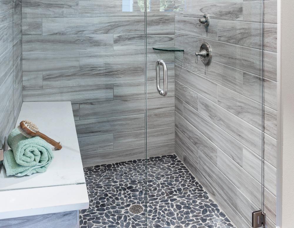 Cerulean Concepts Shower Floor
