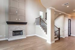 Cerulean Concepts Living Room