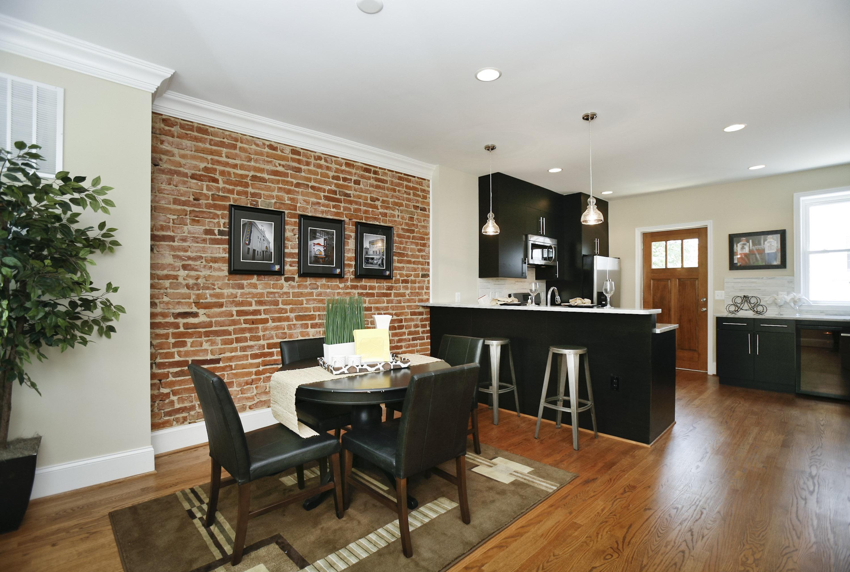 Austin Interior Design_Exposed Brick Wall