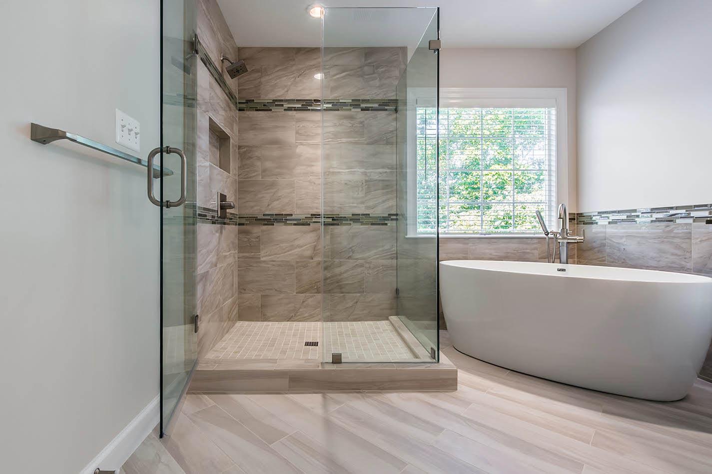 Austin Interior Design_Master Bathroom