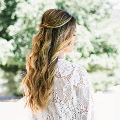 Soft romantic hair for the win ✨ PC_ _ka