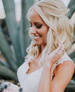 Stunning shot of my bride Lacey captured