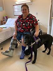 Rebecca therapy dog pic.JPEG