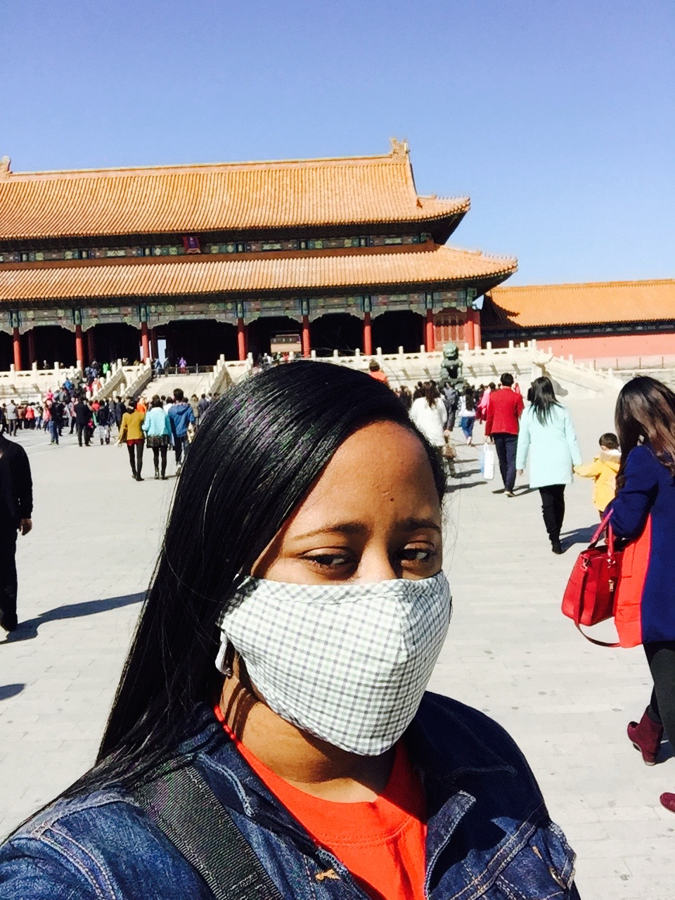 The Forbidden City. Beijing,China