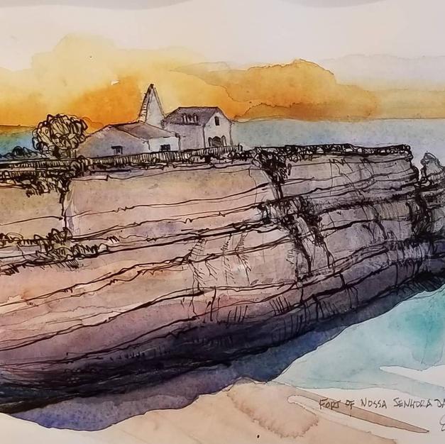 Fort Of Nossa Sanhora Da Rocha