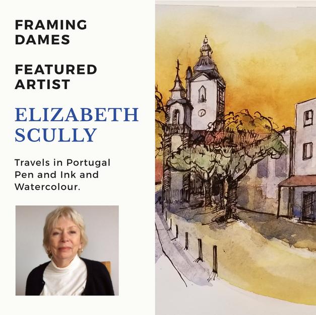 Featured Artist Elizabeth Scully