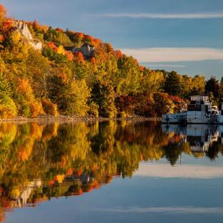 SECOND PLACE   Larry Herscovitch:  Morning Reflections