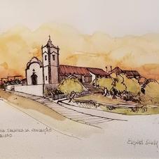 Igreja De Nossa Senhora Da Conceicao Villa Do Bispo