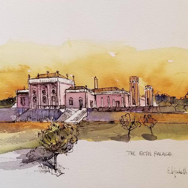 The Estoi Palace