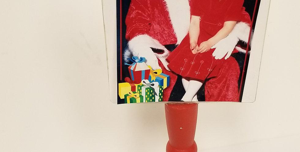 Christmas Photo Stand