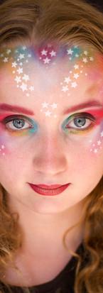 Custom Face Painting