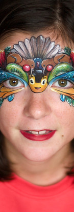 New Zealand Face Painting