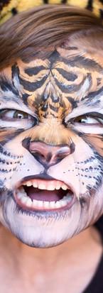 Daizy Design Face Painting