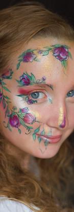 Sugar Skull Face Painting