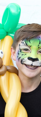 Face Painting and Balloon Twisting