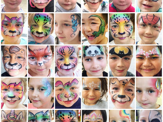 Fast and Fabulous Face Painting!