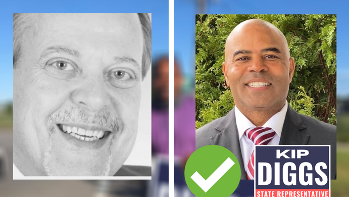 Crocker Faces Challenge from Newcomer Diggs in 2nd Barnstable District