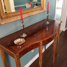 Hall Table, Federal