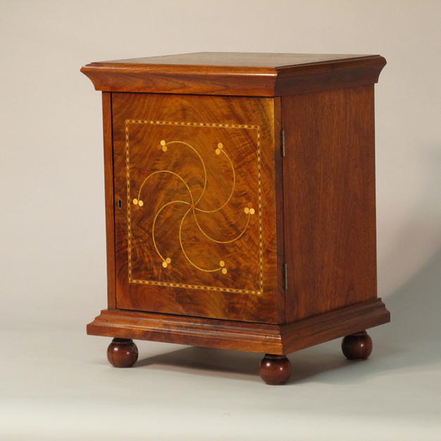 Spice Chest, William & Mary
