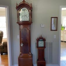 Tall Case & Miniature Clocks