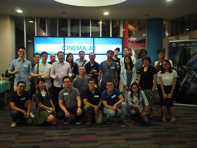 Cinema 4D User Networking Session on 10 June 2015   IM Innovations