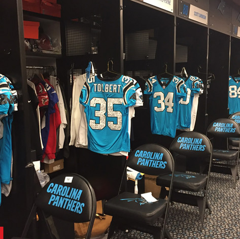 Carolina Panthers - ABS800W