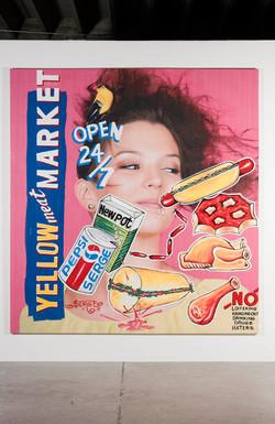 Yellow Meat Market 2015