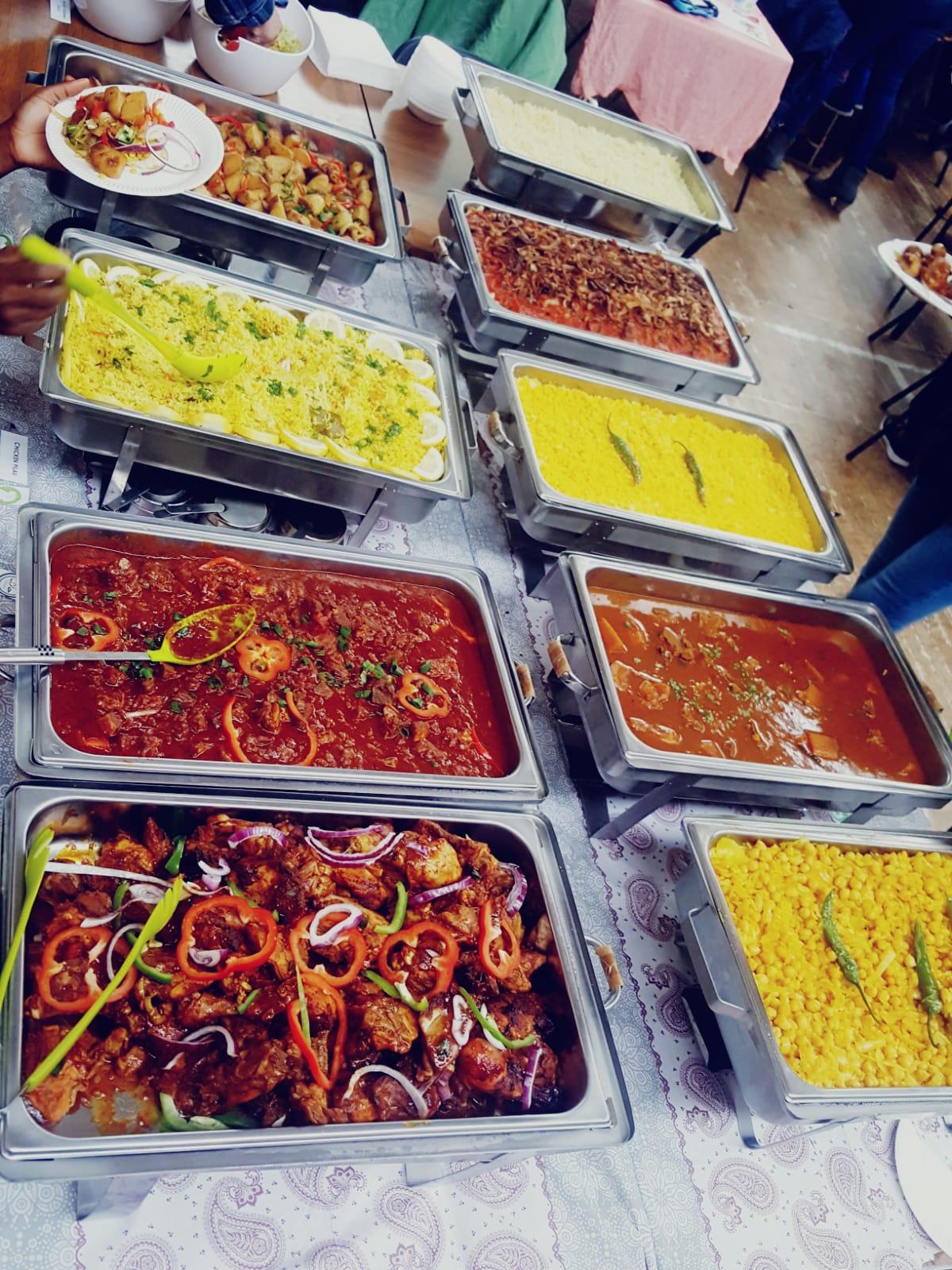 World Food Night Rerfugee Week 2019