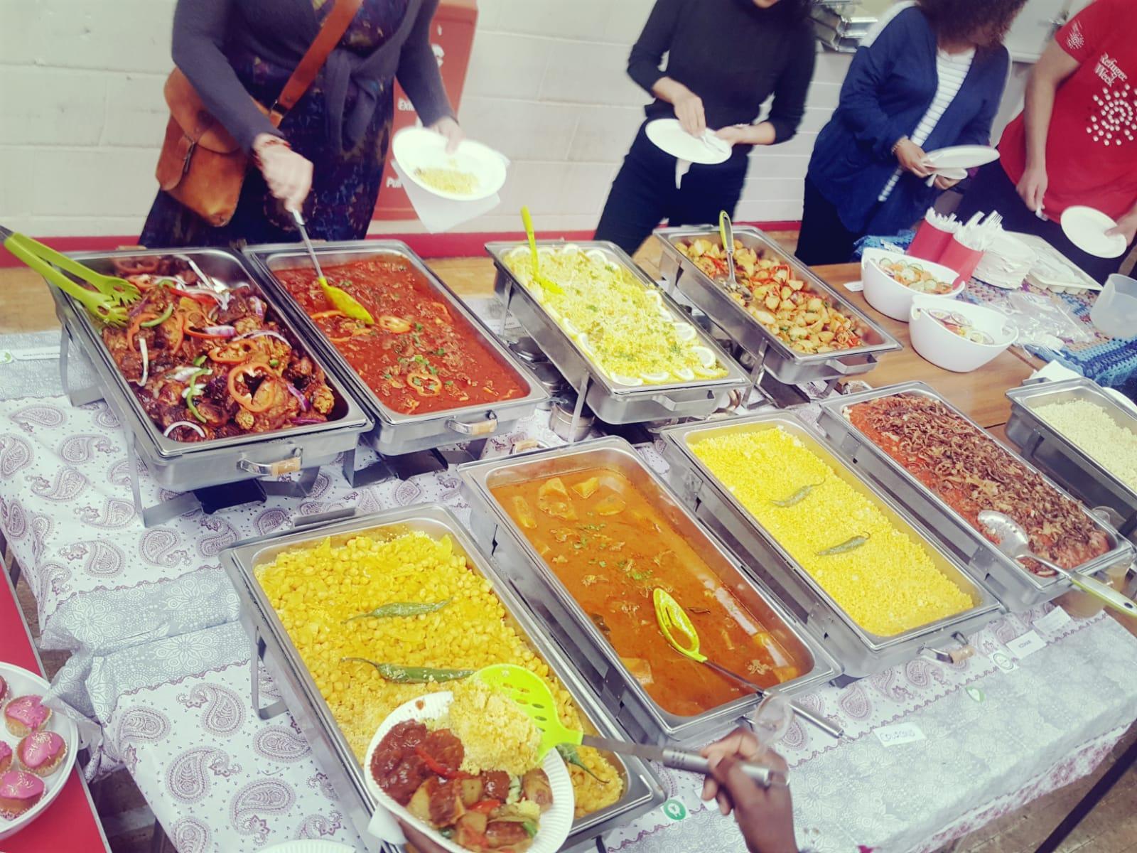 World Food Night Refugee Week 2019_2