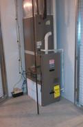 york furnace replaced