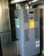 carrier furnace installation