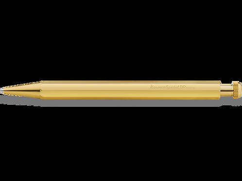 Kaweco SPECIAL Kugelschreiber Messing