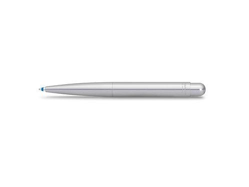 Kaweco LILIPUT Kugelschreiber Druckknopf Silber