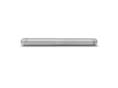 Kaweco LILIPUT Kugelschreiber mit Kappe Stainless Steel