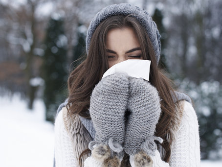 Winter and our Immunity