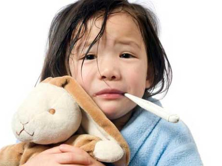 What to do with a fever?
