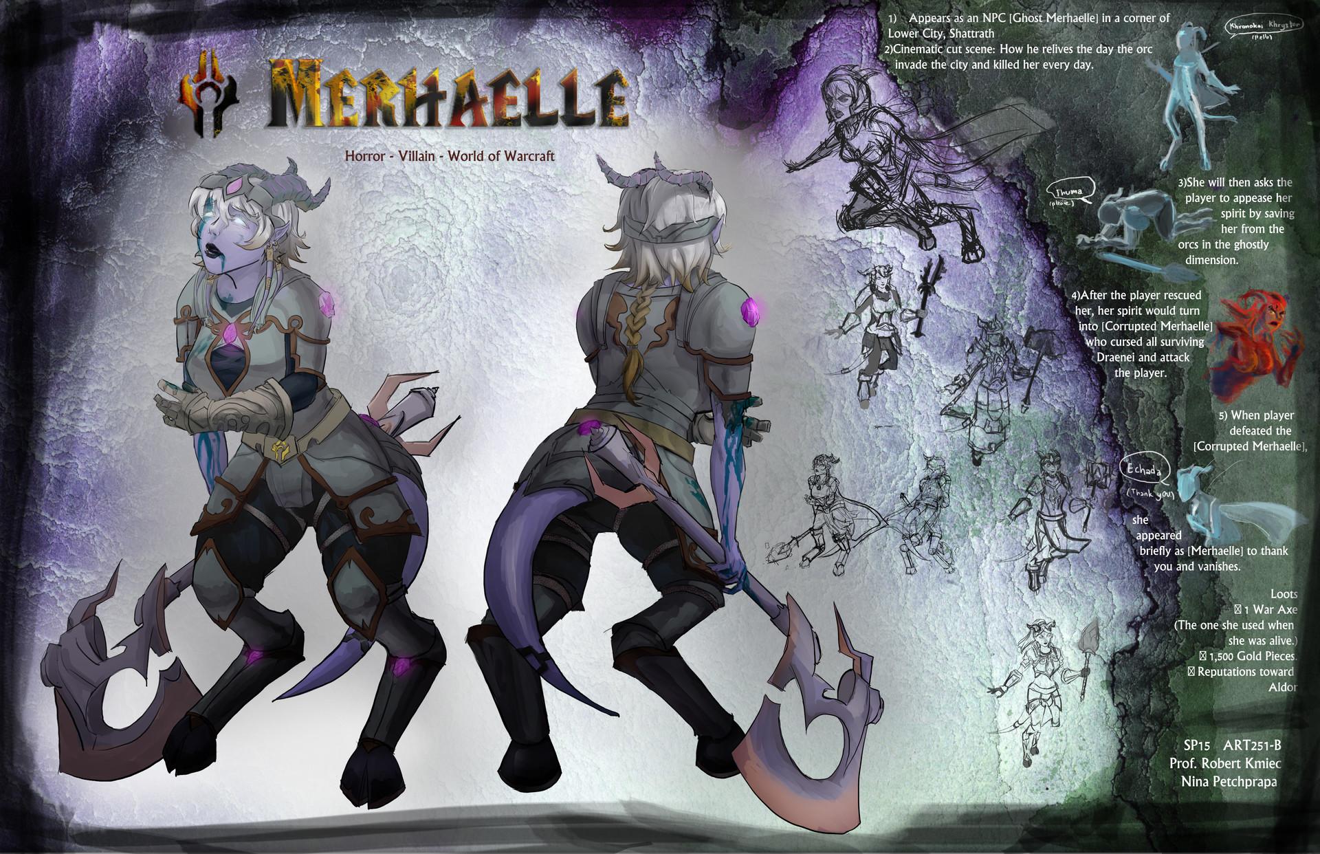Merhaelle