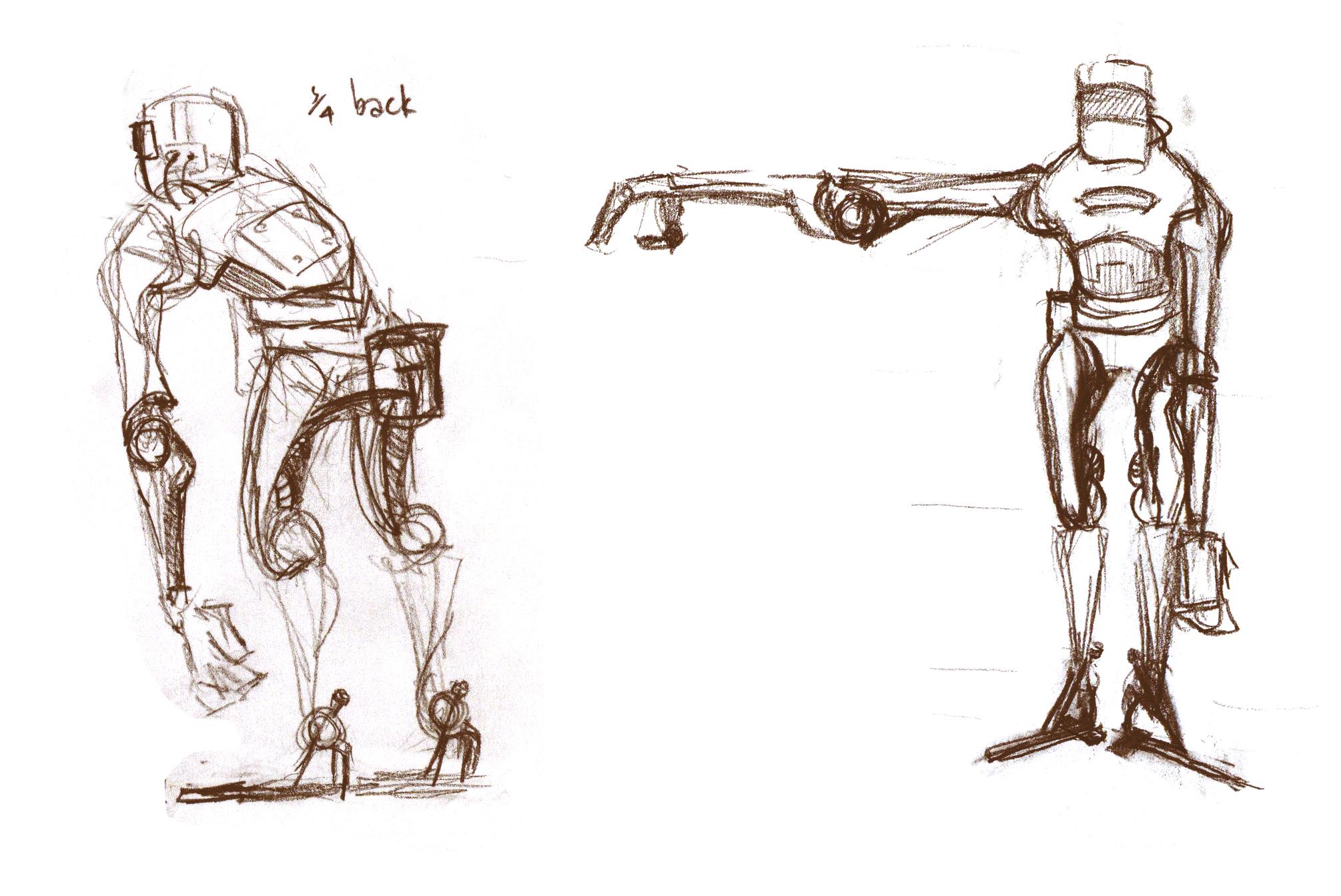 Grunt Enemy Design