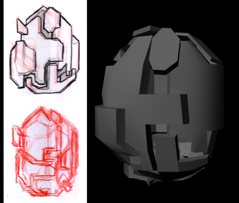 Swarmer Enemy Designs