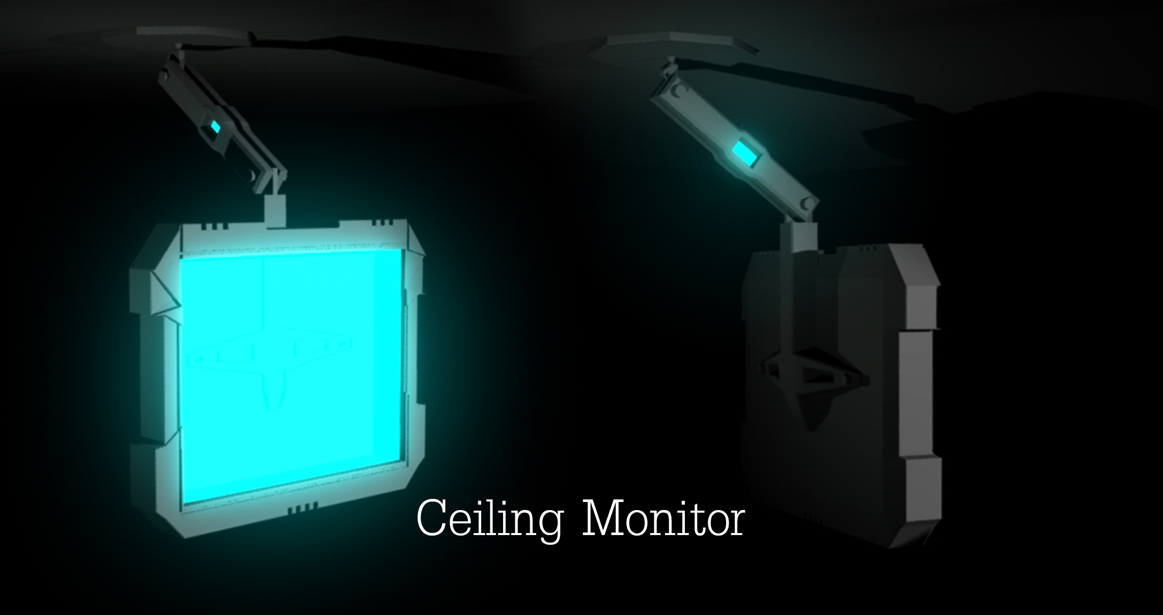Ceiling Monitor