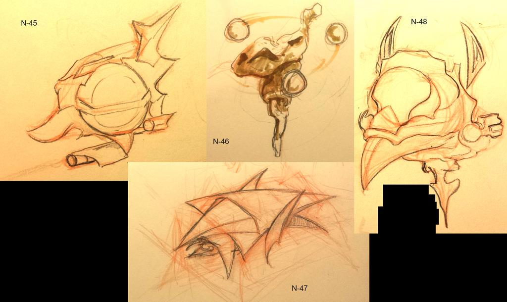 Elite Enemy Designs