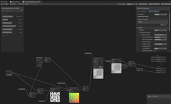 [NodeGraph]ParticleAddScroll_HDR